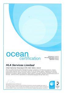 ISO9001 Ocean