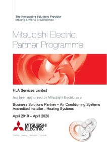 HLA Services - Mitsubishi Electric Partner